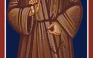 Святой Косма Этолийский предсказал финансовый кризис и кровопролитную войну в начале XXI века
