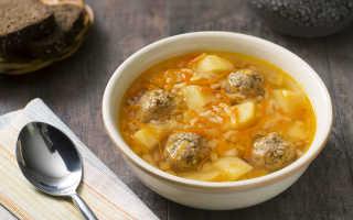 Как приготовить суп с фрикадельками и рисом, вермишелью и клецками? Как варить сырный, гороховый и сливочный суп с фрикадельками?
