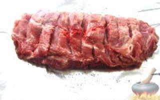 Мясо, запеченное в фольге в духовке или в мультиварке. Как приготовить мясо по-французски, «Гармошку» и порционные кусочки в фольге?