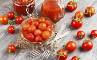 Помидоры в собственном соку – рецепты с томатной пастой, без стерилизации и в автоклаве, без уксуса, сладкие и острые