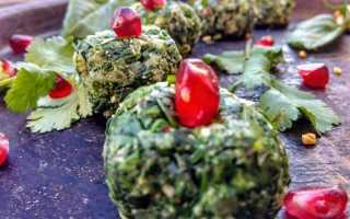 Блюда из шпината – рецепты супа, салата, пхали по-грузински, соуса и смузи