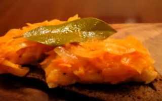 Рыба в фольге в духовке – рецепты с овощами, с маринадом из моркови и лука, с картошкой и рисом