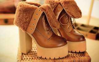 Модные женские ботинки на осень 2020 – на каблуке и без, платформе, тракторной подошве