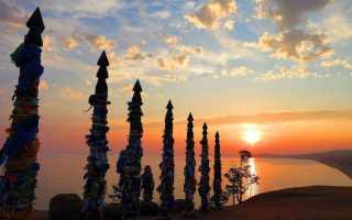 10 мистических фактов о Байкале, которые избавят вас от желания посетить его берега