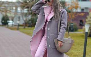 С чем носить пальто – классическое, длинное, короткое, оверсайз, халат, кокон, с меховым воротником, прямое, капюшон, пиджак, трапеция, вязаное
