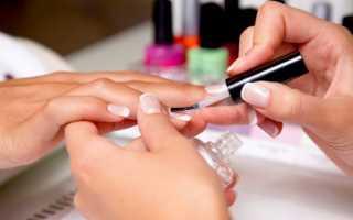 Наращивание ногтей гелем на формах, типсах в домашних условиях – пошаговая инструкция для начинающих. Материалы для наращивания ногтей гелем
