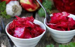 Вкусная маринованная капуста быстрого приготовления – рецепты с уксусом, свеклой и морковью