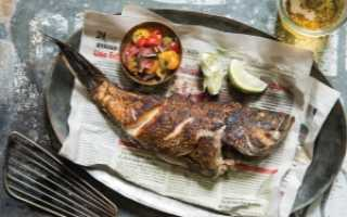 Что за рыба сибас, как чистить и готовить суп, запекать и жарить на сковороде?
