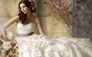 Почему свадебное платье белое и как выбрать модное и красивое белое платье