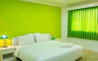 Какие шторы подойдут к зеленым обоям – какие цвета лучше, как подобрать сочетание?