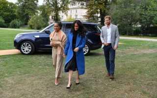 Меган Маркл и принц Гарри готовятся к переезду и отпуску в теплых странах