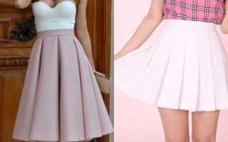 Модная атласная юбка: карандаш, годе, со складками, шлейфом, запахом, кружевом – с чем носить?