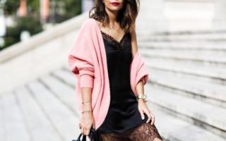 Модные кружевные платья 2020 года – короткие и длинные в пол, бархатные и джинсовые, в бельевом стиле и вечерние