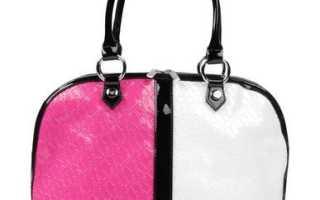 Стильные женские лаковые сумки – тоут, с вышивкой, маленькая, через плечо, с принтом, саквояж, Armani Jeans, Валентино, Майкл Корс