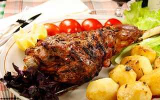 Антрекот в духовке из свинины, говядины, баранины – рецепты в фольге или рукаве