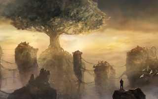 Древо жизни в Библии, Исламе, Каббале, у скандинавов и в славянской мифологии