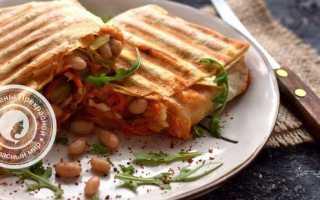 Постная шаурма – рецепты соуса и начинки с грибами, овощами, рыбой и фасолью
