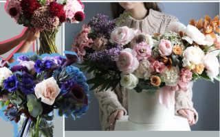 Цветы в коробке – существующие варианты композиций, как правильно поливать и ухаживать за букетом?