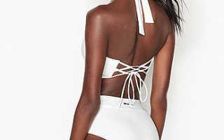 Лучшие модные женские брендовые купальники монокини – Магистраль и Виктория Сикрет