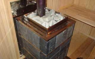 Какая печь лучше для бани – какую выбрать, на дровах или на газу?