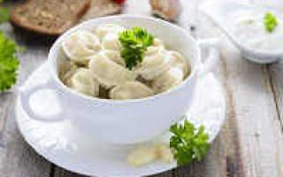 Заварное тесто для пельменей – универсальные рецепты на кипятке, молоке, без яиц