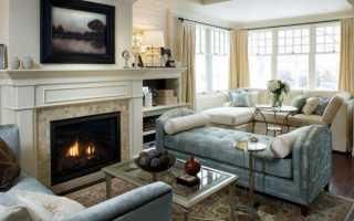 Камин в доме – дизайн и интерьер гостиной с камином, какой вид выбрать?