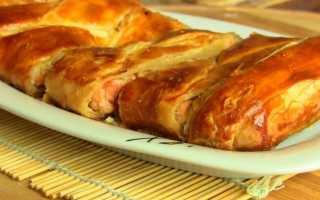 Простой и быстрый пирог с рыбой – рецепты заливного, слоеного, дрожжевого пирога с рыбными консервами
