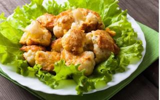Цветная капуста – быстро и вкусно, рецепты маринованных, запеченных и жареных в кляре соцветий