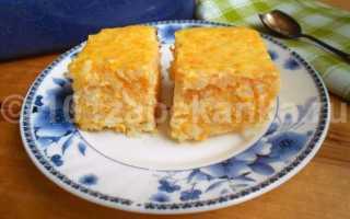 Рисовая запеканка в духовке или мультиварке – рецепты из каши с творогом, тыквой и фаршем