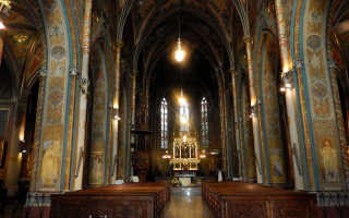 Базилика Святых Петра и Павла, Bazilika svatého Petra a Pavla – Прага