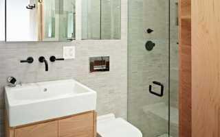 Дизайн ванной в хрущевке – варианты отделки с туалетом, со стиральной машиной