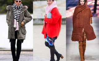 Женский шарф-хомут – меховой, английской резинкой, из толстой пряжи, с капюшоном, спортивный, короткий, как носить с пальто, пуховиком, шубой