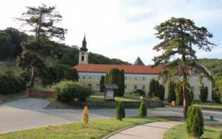 Монастырь Ковиль , Kovilje Monastery, Serbian Orthodox Monastery of the Holy Archangels – Нови-Сад