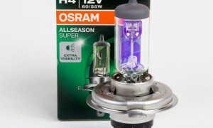ТОП-10 лучших галогеновых ламп H4 – Рейтинг 2020