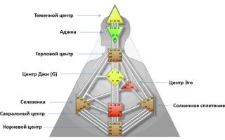 Дизайн Человека – типы, карта бодиграф, центры, каналы, ворота, ложное я, инкарнационный крест