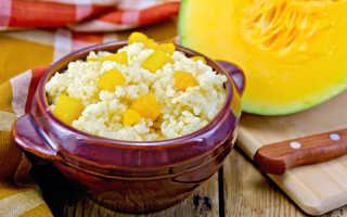 Пшеничная каша на молоке – рецепты для ребенка, с тыквой, в духовке или в мультиварке