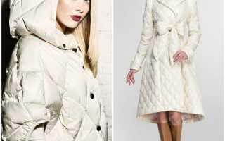 Модное женское приталенное пальто – длинное, короткое, до колена, на синтепоне, двубортное, стеганое, на молнии, классическое, с чем носить?