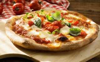Пицца рецепт в домашних условиях – рецепт с морепродуктами, фаршем, жульен, неаполитанская, вегетарианская и сладкая