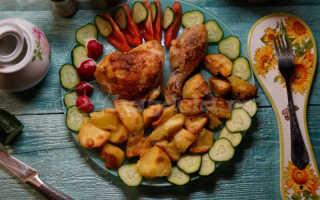 Окорочка с майонезом и чесноком в духовке с картошкой, сыром и горчицей – рецепты для куриных и утиных ножек